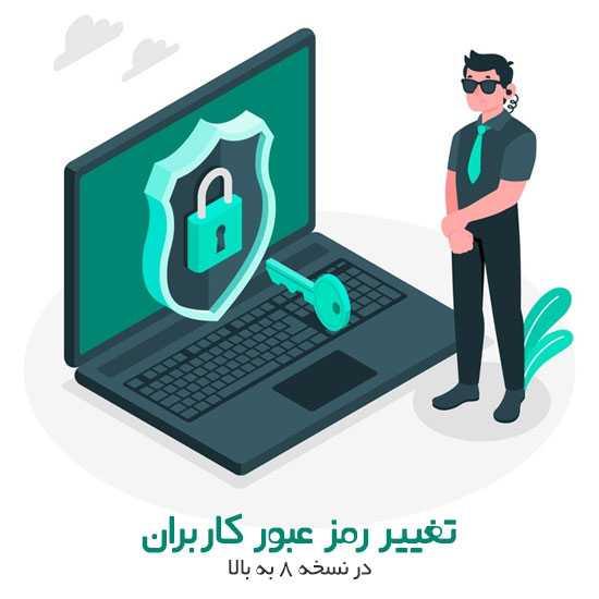 افزونه تغییر رمز عبور کاربران whmcs توسط مدیریت